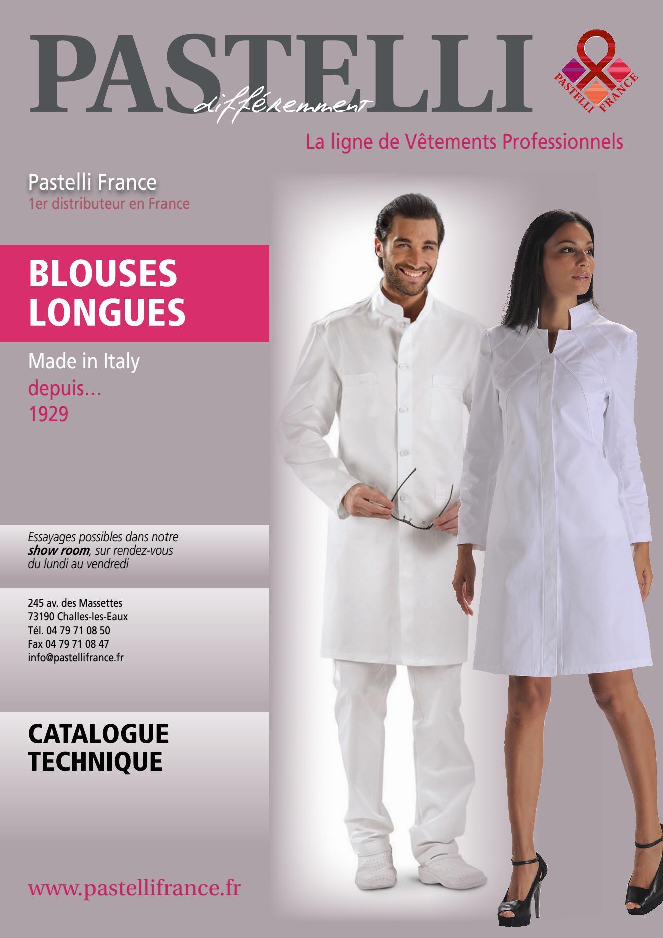 Blouses Longues