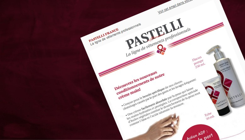 Pastelli newsletter