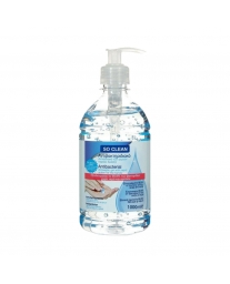 GEL ANTIBACTÉRIEN SO CLEAN 500 ml